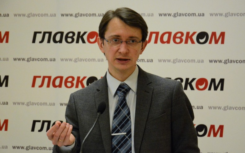 Program director of UHHRU Maksym Shcherbatiuk