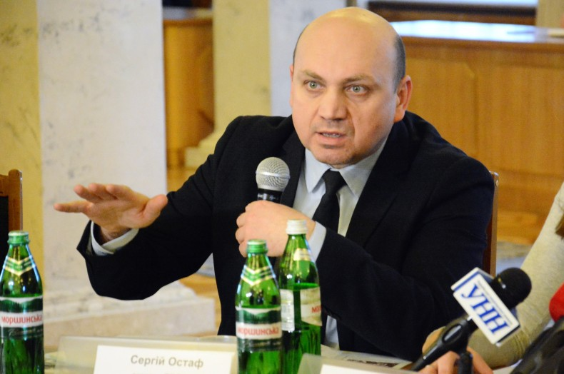 Sergey Ostaf, an expert of OSCE and the Resource Center for Human Rights (CReDO, Moldova)