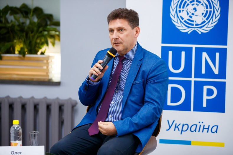 Oleh Martynenko, Head of the analytical direction of the UHHRU