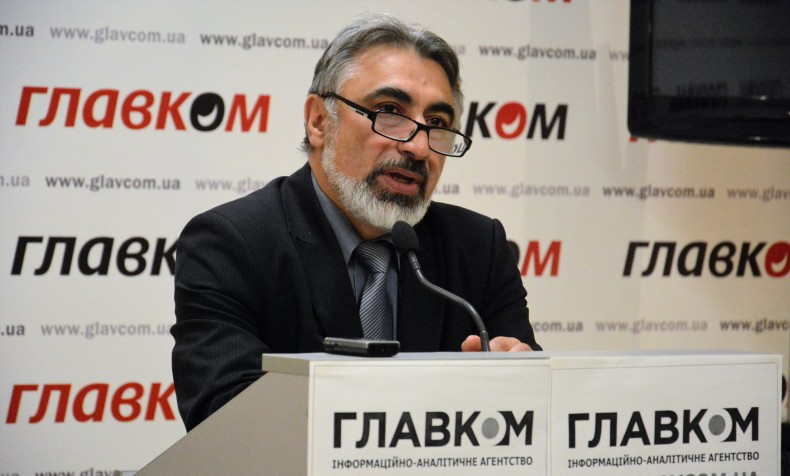 "Petro Hryhorichenko, President of the Ukrainian Union of NGOs ""Congress of Roma of Ukraine"""