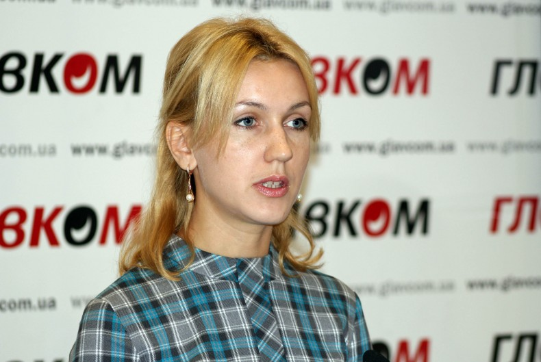 Yulia Naumenko, a lawyer of the Strategic Litigations Center of UHHRU