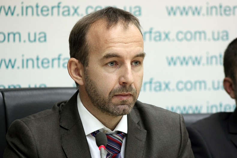 The lawyer of the Ukrainian Helsinki Human Rights Union Denys Rabomizo