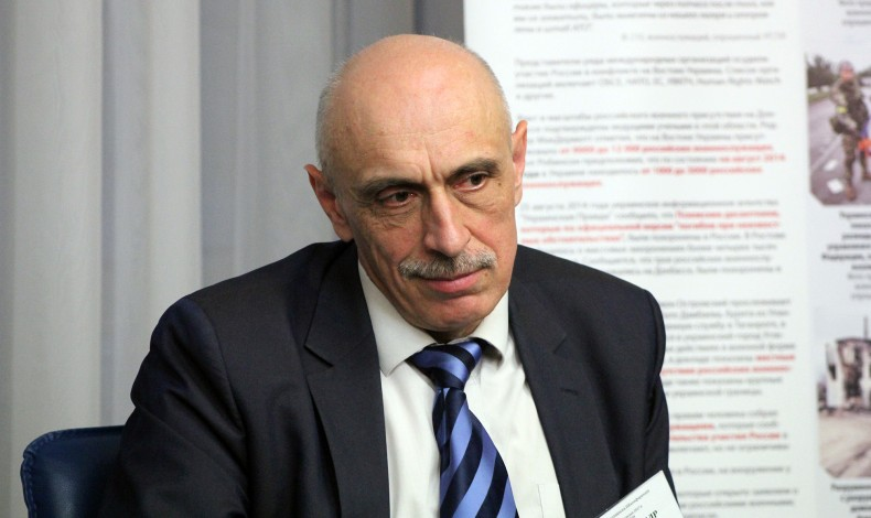 Oleksandr Pavlichenko, Executive Director of the Ukrainian Helsinki Human Rights Union