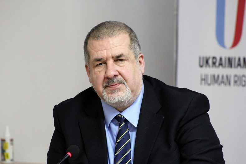 Refat Chubarov, Head of the Mejlis of the Crimean Tatar people and People's Deputy of Ukraine