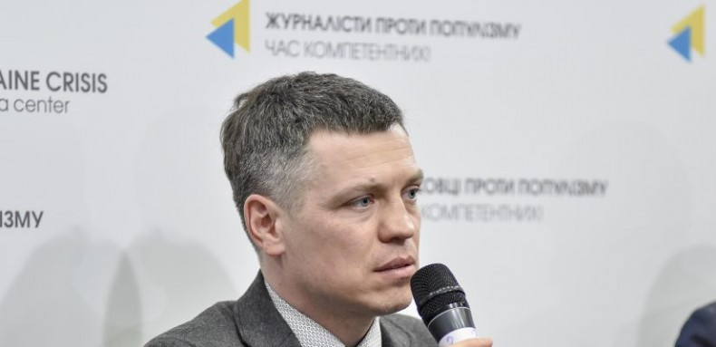 Sergiy Mokreniuk, head of the Administration on the Issues of Crimea and Sevastopol at the Ministry of Temporarily Occupied Territories