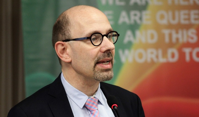 Piet de Bruyn, PACE general rapporteur on the rights of LGBTI people