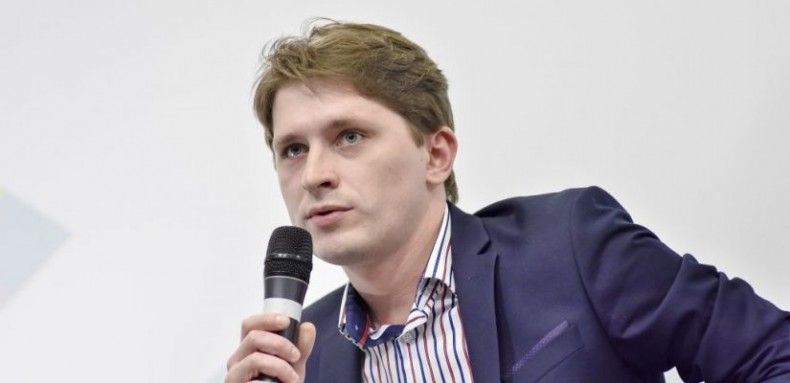 Vitaliy Nabukhotnyi, lawyer of the Regional Center for Human Rights