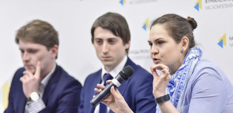 Olga Poyedynok, lawyer, member of the Public Council of the State Migration Service of Ukraine